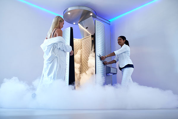 Find Whole Body Cryotherapy
